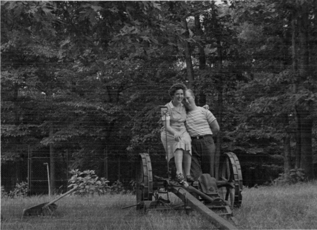1953 Karola & Bill