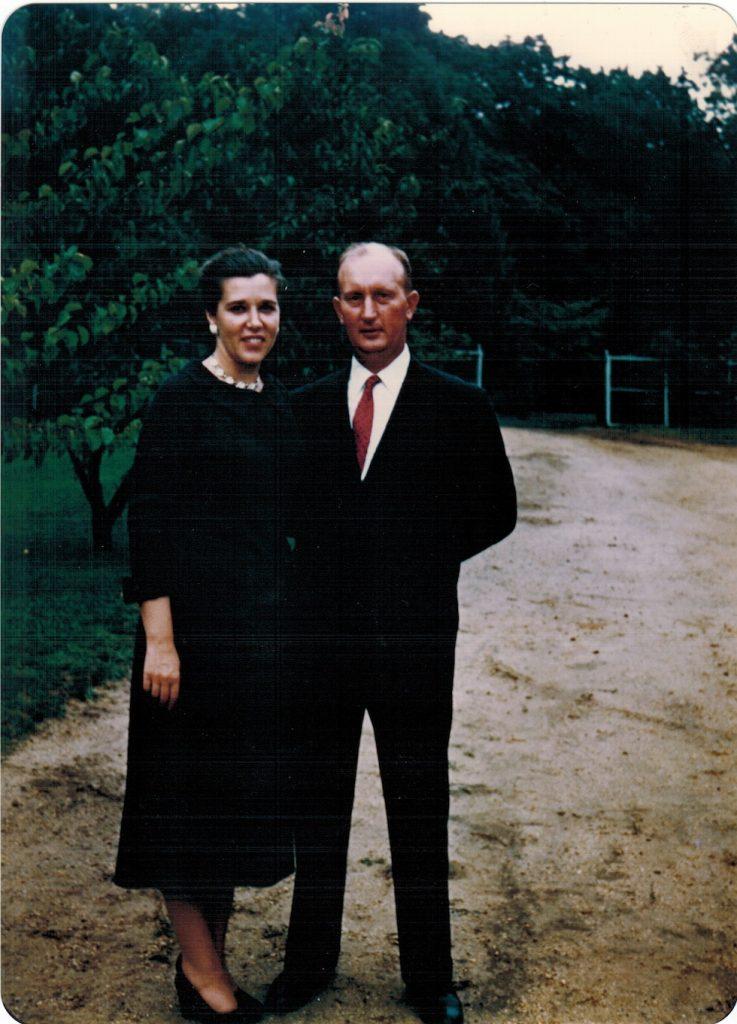 1957 Karola & Bill